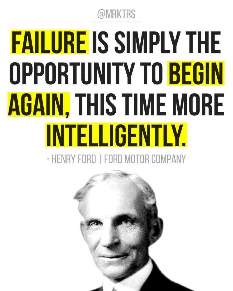 falen is verbonden met leren